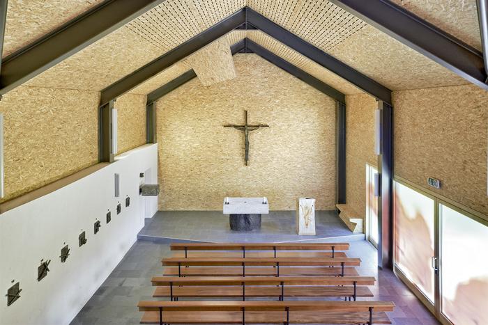 Chapelle de la Tzoumaz