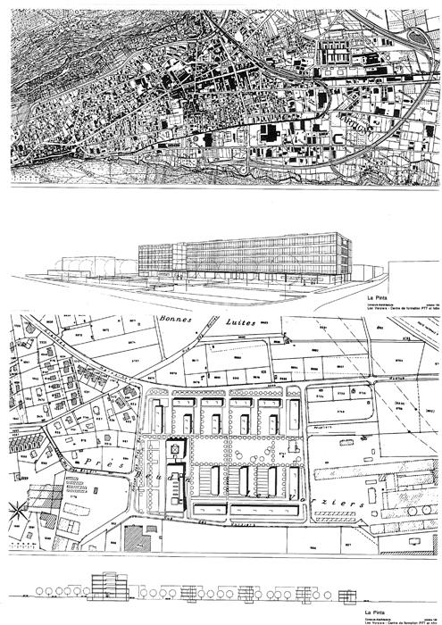 Centre administratif et hôtel à Martigny